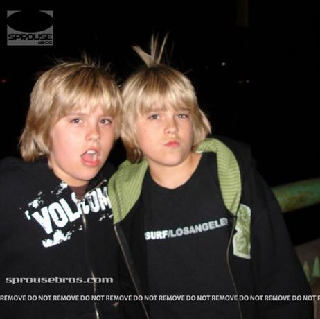sprouse bros ... ♥