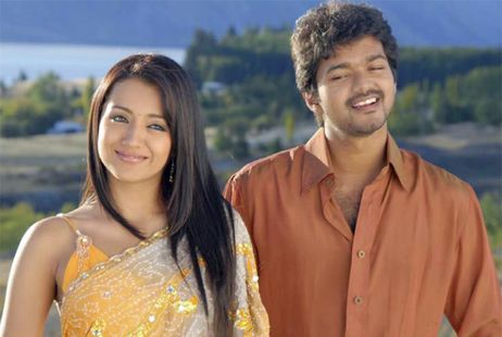 trisha and vijay