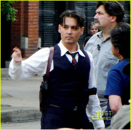 johnny depp public enemies. Johnny Depp is a Public Enemy