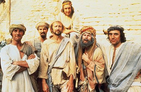 Cast of Life of Brian