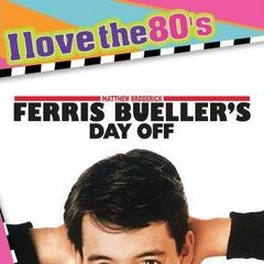 I Love The 80s Collection - Ferris Bueller&#039;s Day Off