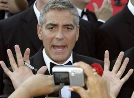 gay george clooney