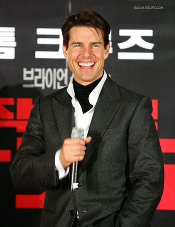tom cruise height weight. We didn#39;t think Tom Cruise did