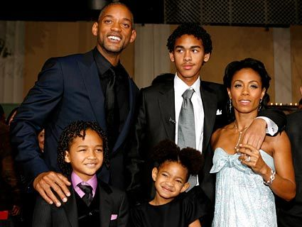 will smith family. The Smith Family Robinson