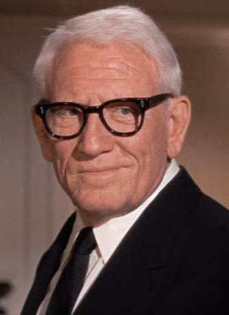Spencer Tracy in Guess Who's Coming to Dinner