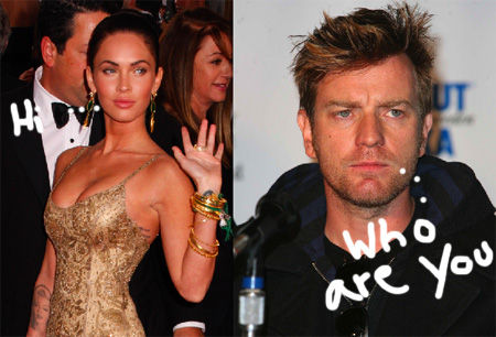A reporter asked him about his tattoo sleeve that Megan Fox is a fan of.