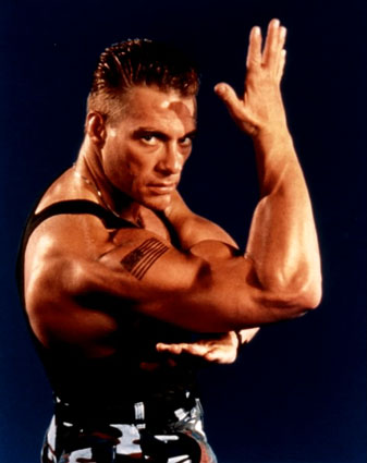Jean-Claude Van Damme