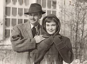 Jane Wyman & Lew Ayres in Johnny Belinda