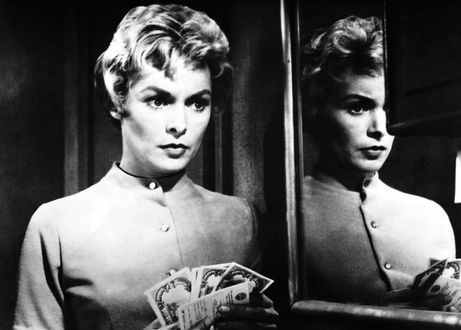 Janet Leigh as Marion Crane