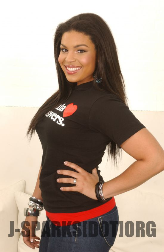 Jordin Sparks photoshoot.