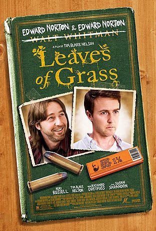 Травка  / Leaves of Grass [2009 г., триллер, комедия, драма, криминал, DVDRip]