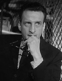 George C. Scott in The Hustler