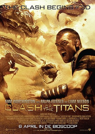 ����� ������� / Clash of the Titans [2010 �., ������, �������, �����, �����������, TS]