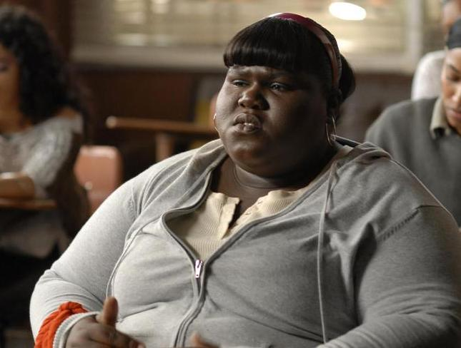 Gabourey Sidibe in Precious: Based on the Novel &#039;Push&#039; by Sapphire