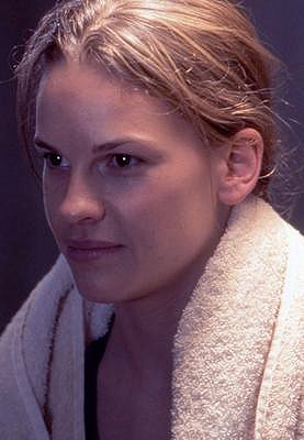 Hilary Swank