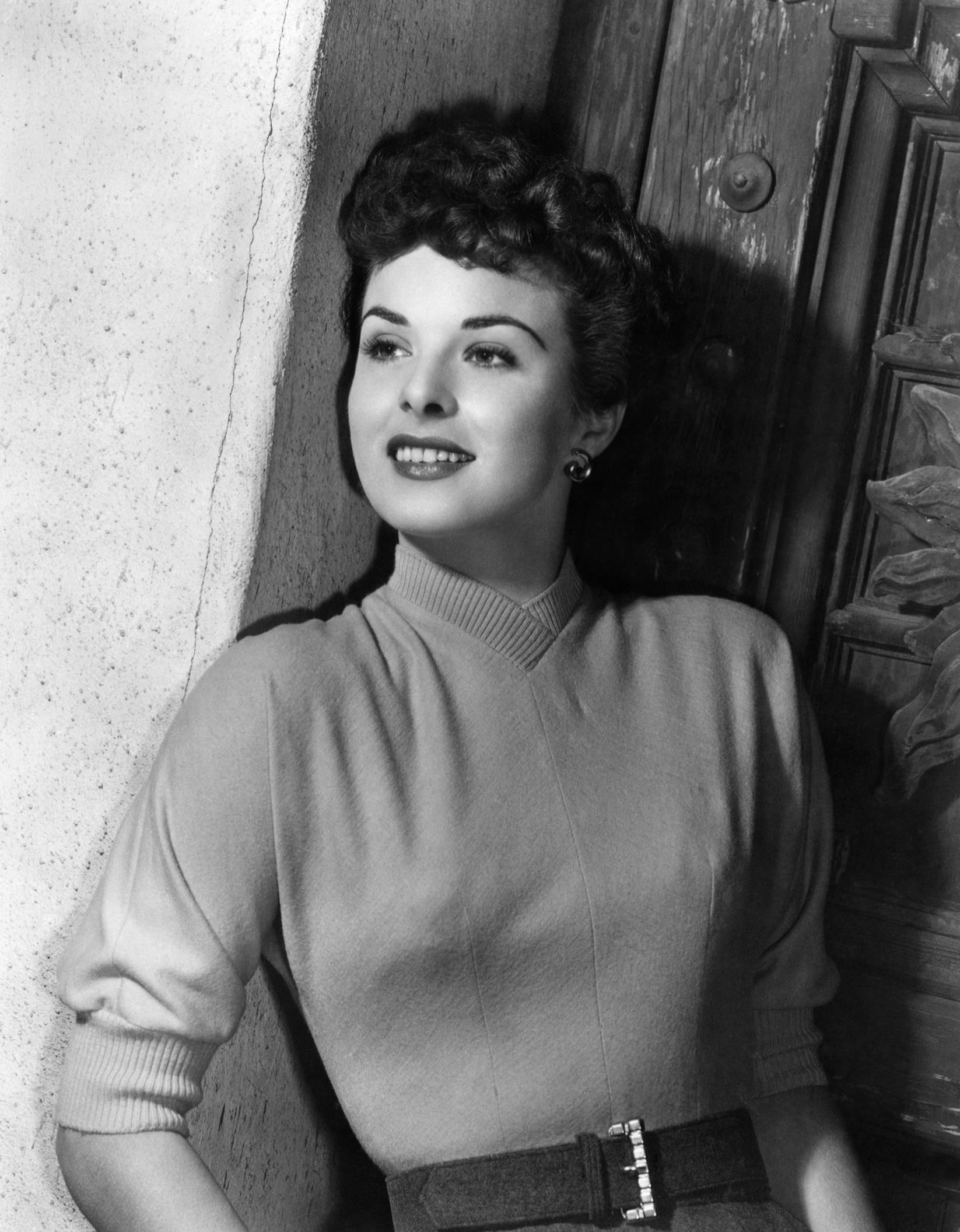 Quotes by Jean Peters ...