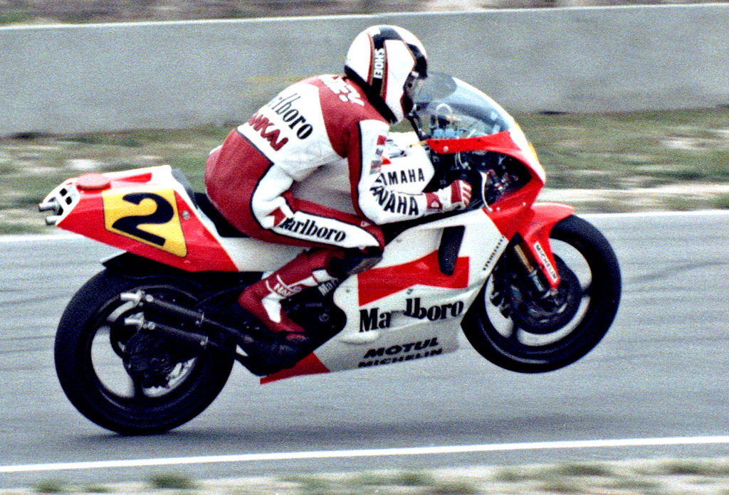 * Wayne Rainey