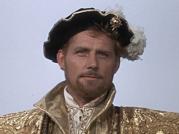 Robert Shaw in A Man for All Seasons