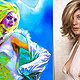 Rumor: Rosamund Pike as Emma Frost in X-Men: First Class?