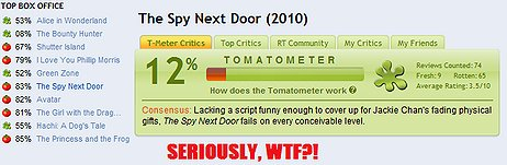 WHAT?! Is The Spy Next Door actually a GOOD movie? Wait a minute...