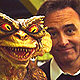 Director Joe Dante on the set of 1990's Gremlins 2: The New Batch.