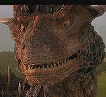 Draco from Dragonheart! Loved him as a kid, and still love him just as much now. =3