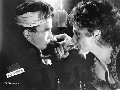 Albert Finney & Joyce Redman in Tom Jones