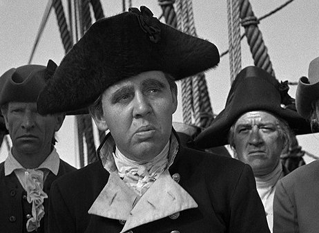 Charles Laughton in Mutiny on the Bounty