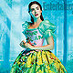 First Look: Lily Collins as the fairy-tale princess in 'Snow White' - EXCLUSIVE