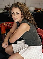 sexy actress Alexa Vega hair styles photos images posters