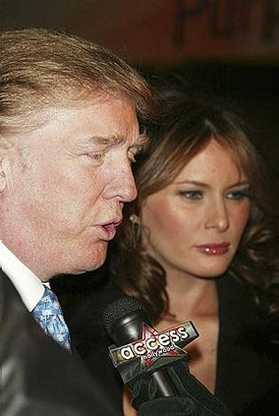 donald trump wife melania. of his wife Melania Trump