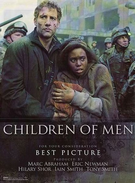 Children of Men - FYC poster