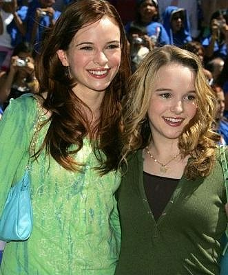 Danielle Panabaker And Kay