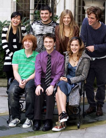 harry potter cast photo shoot. harry potter cast photo shoot.