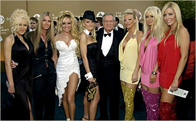 Hef & His Girls