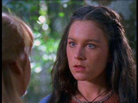 Willa O&#039;Neill as Lila from the tv series Xena - Warrior Princess