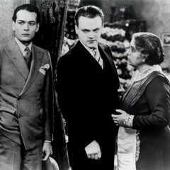 Edward Woods, James Cagney and Beryl Mercer