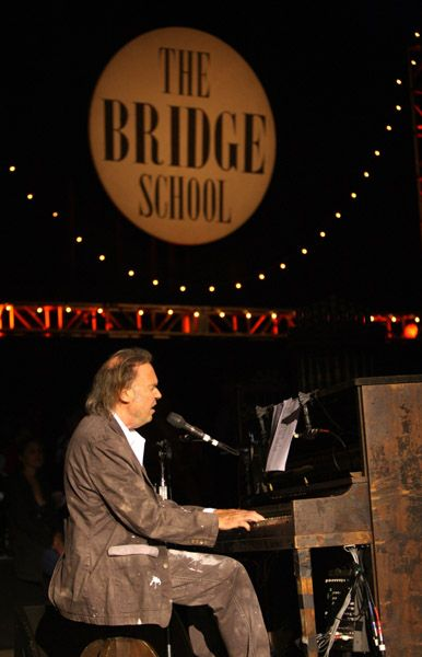 21st Annual Bridge School Benefit Concert - Day Two
