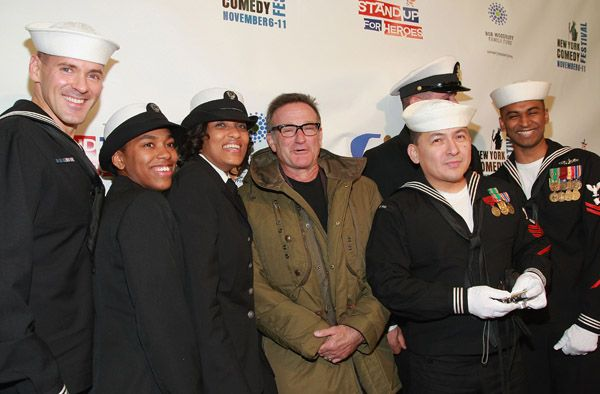 Conan O??Brien Hosts NY Comedy Festival ??Stand Up For Heroes: A Benefit For The Bob Woodruff Family Fund?? - Red Carpet
