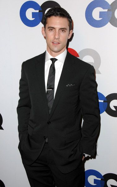 GQ Men of the Year - Red Carpet