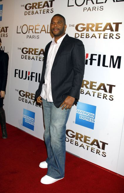 """The Great Debaters"" Los Angeles Premiere - Arrivals"
