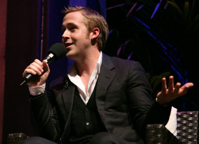 2008 Santa Barbara Film Festival - Independent Award Tribute to Ryan Gosling