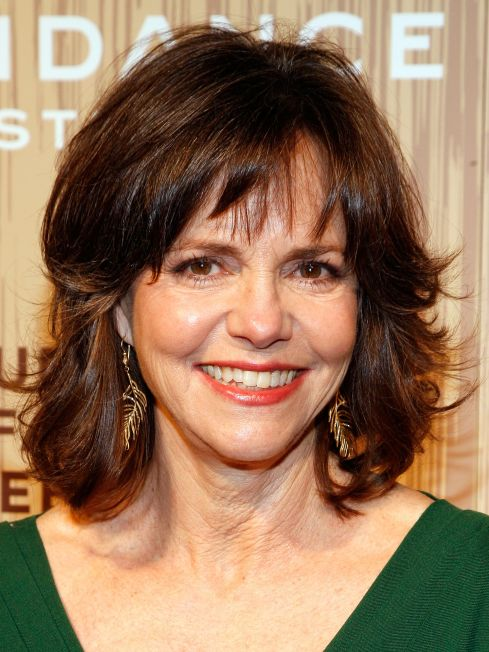 scalp braid hairstyles : Sally Field Hairstyles Pictures to pin on Pinterest