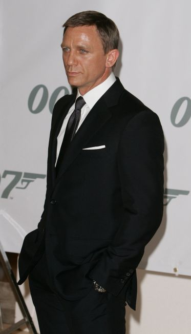 "The New James Bond Film ""Quantum of Solace"" - Photocall"