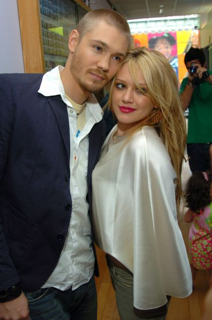 Chad Michael Murray And Hilary Duff 2013 | www.pixshark ...