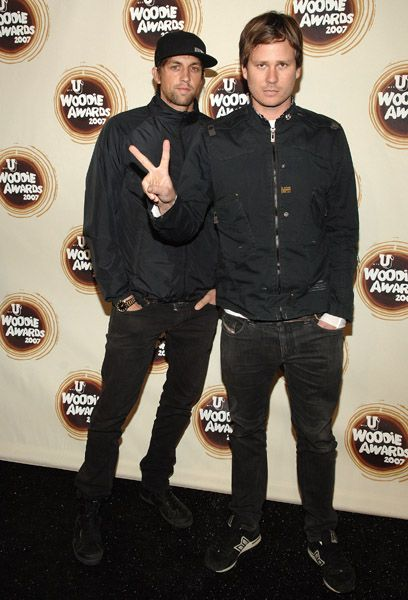 2007 mtvU Woodie Awards - Arrivals