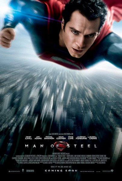Man Of Steel Film Review~ Now Playing In Theaters!!!