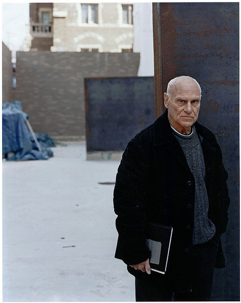 Richard Serra: Thinking on Your Feet