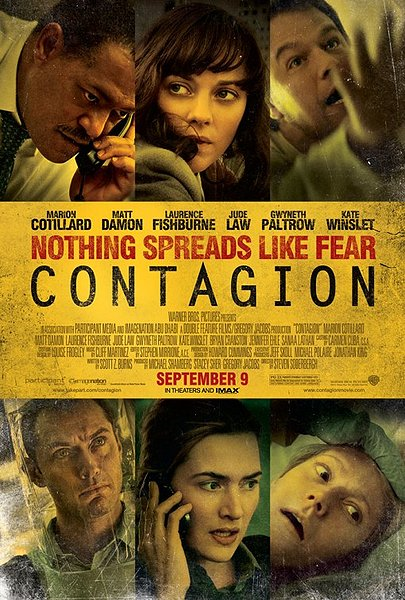 Contagion Pictures - Rotten Tomatoes